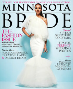 minnesota bride magazine cover image leading to links of writer carrie anton's article clips