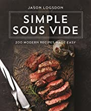 book cover image of simple sous vide, which was copyedited by carrie anton